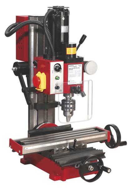 Sealey - SM2502  Mini Drilling & Milling Machine