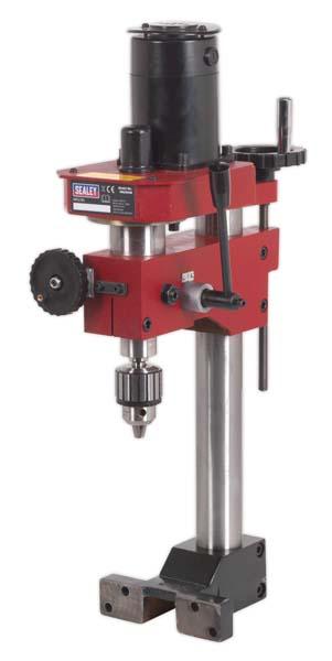 Sealey - SM2503B  Drill Head for Mini Lathe SM2503A