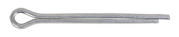 Sealey - SPI102  Split Pin 2.4 x 25mm Pack of 100