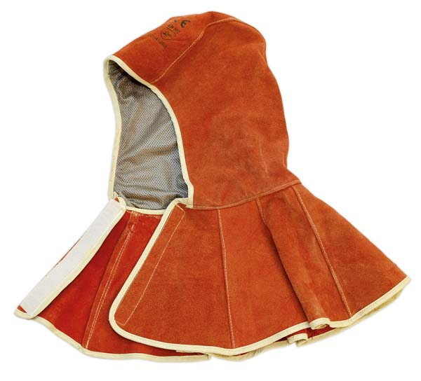 Sealey - SSP145  Leather Welding Safety Hood Heavy-Duty