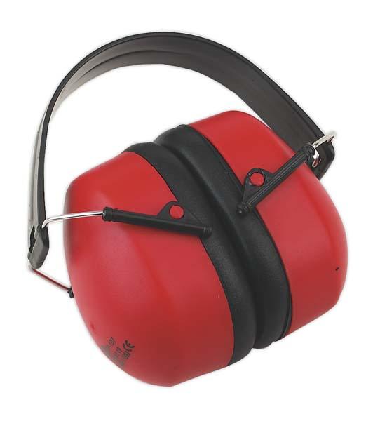 Sealey - SSP18F  Ear Defenders Folding