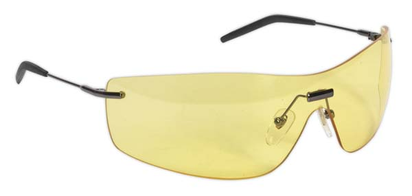 Sealey - SSP72  Safety Spectacles - Light Enhancing Lens