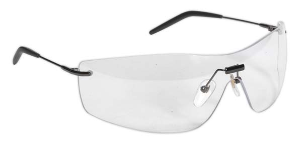 Sealey - SSP74  Safety Spectacles - Clear Lens