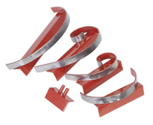 Sealey - STS05  Scroll Tool Jig Set 5pc