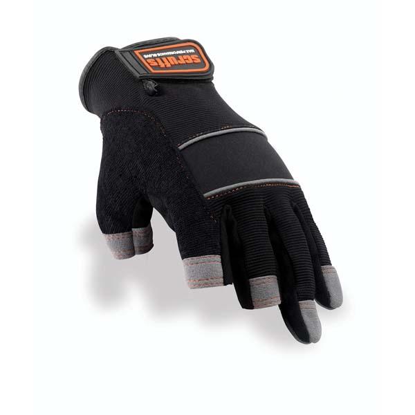 Scruffs Max Performance Precision Gloves Black