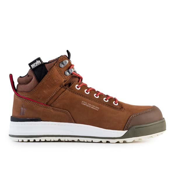 Scruffs Switchback Brown 7
