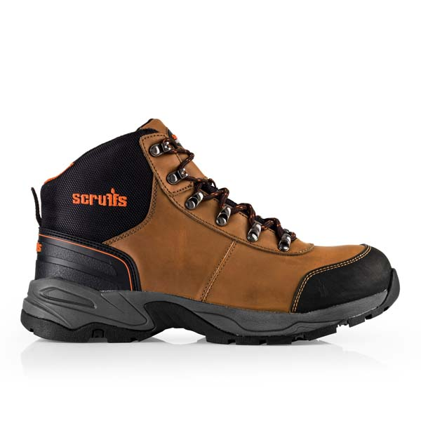 Scruffs Assault Brown Hiker Sz 7/41