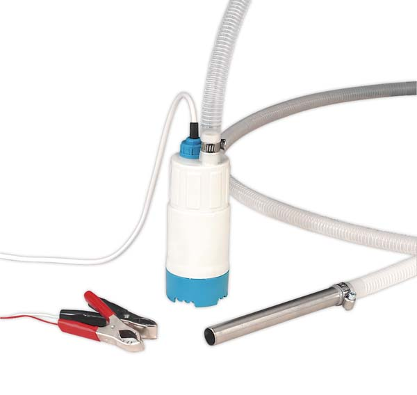 Sealey - TP94  Low Voltage Submersible Transfer Pump 12V