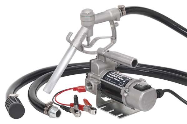 Sealey - TP9624  Diesel/Fluid Transfer Pump Portable 24V