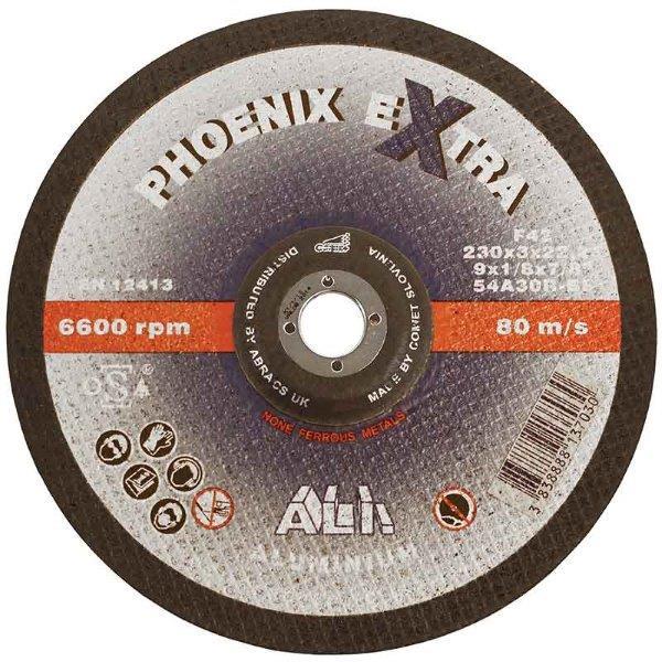 Abracs  100mm x 3mm x 16mm PHOENIX EXTRA ALI