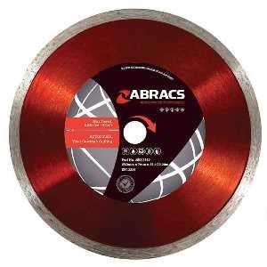 Abracs Diamond Tile Blade 115mm x 1.7mm x 22mm