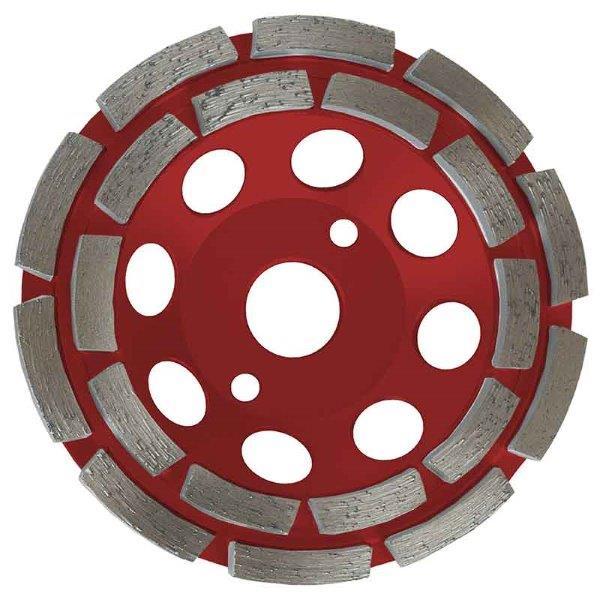 Abracs  115mm x 7mm x 22mm Cup Grinder Wheel