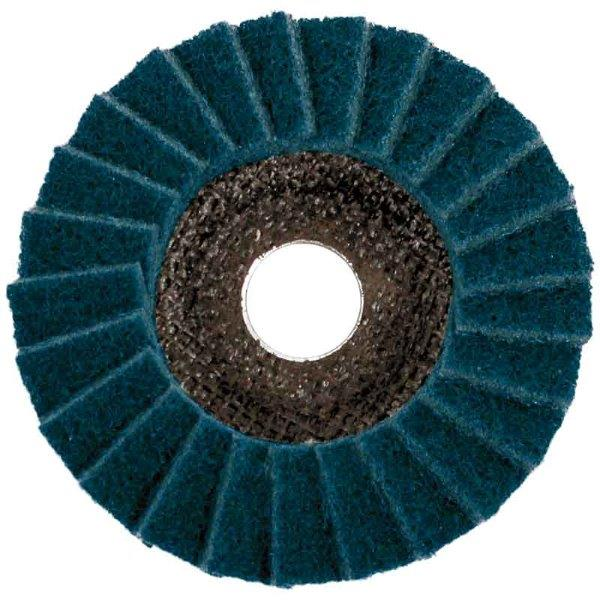 Abracs Mixed 12pc pack (4 of each) Non Woven Flap Discs
