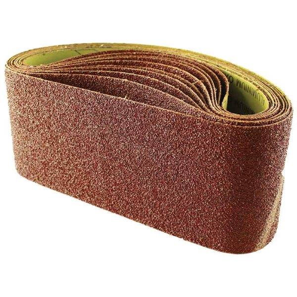 Abracs   Sanding Belt 75mm x 533mm x 40grit Alum/Oxide